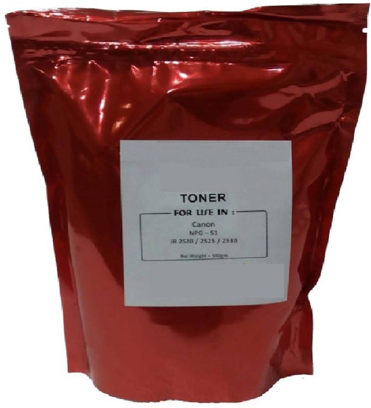 Canon Compatible Toner Powder For Canon Ir2520, Ir2525