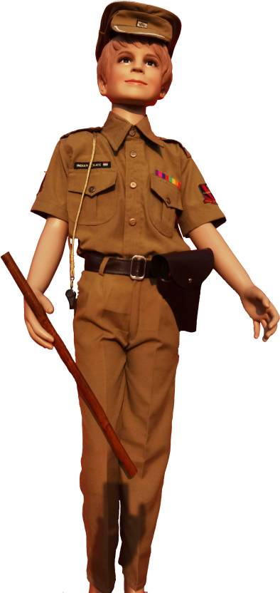 505e088bef2b3 smuktar garments IPS POLICE UMIFORM Kids Costume Wear Price in India - Buy  smuktar garments IPS POLICE UMIFORM Kids Costume Wear online at Flipkart.com