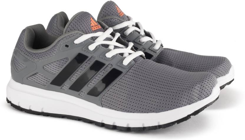 huge discount 4e418 462f6 ADIDAS ENERGY CLOUD WTC W Running shoes For Women (Grey)