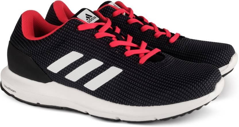 adidas cosmico w scarpe da corsa per le donne acquistano cblack / ftwwht / utiblk