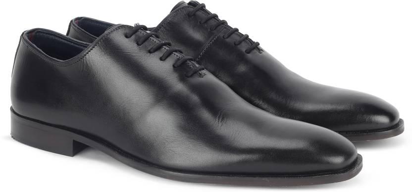 5c7152d4a5 Bata PENIER Lace Up For Men - Buy Black Color Bata PENIER Lace Up ...
