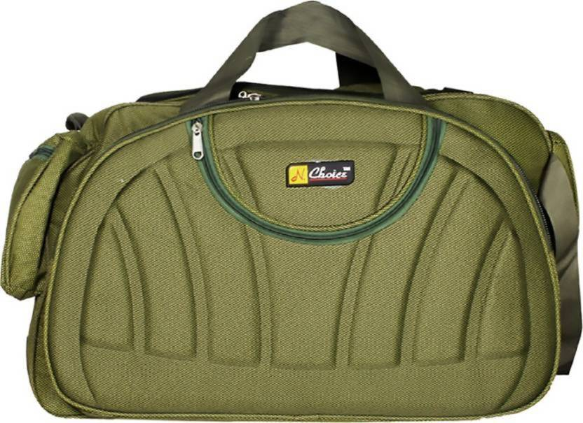 b04836f9f1fe Inte Enterprises (Expandable) green01 Duffel Strolley Bag green ...