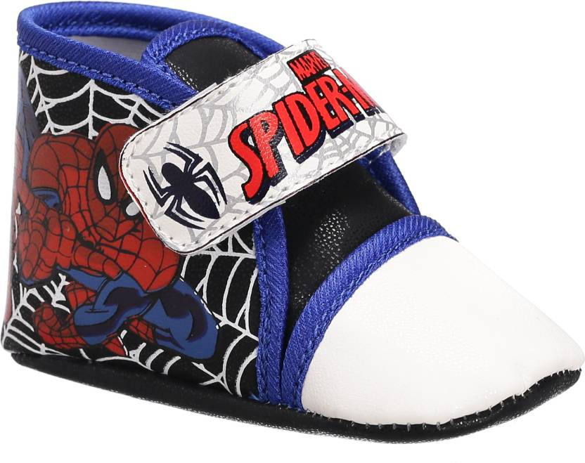 ceeab115b3f5 Spiderman Boys Velcro Casual Boots Price in India - Buy Spiderman ...