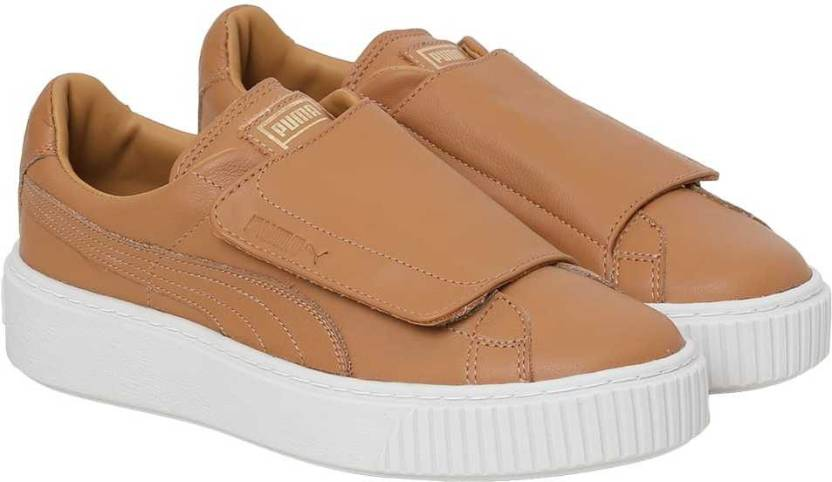 54ab5537221 Puma Basket Platform Strap Wn s Sneakers For Women - Buy Puma Basket ...