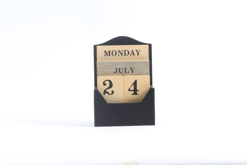 Modish Antique Yes Table Calendar Price In India Buy Modish