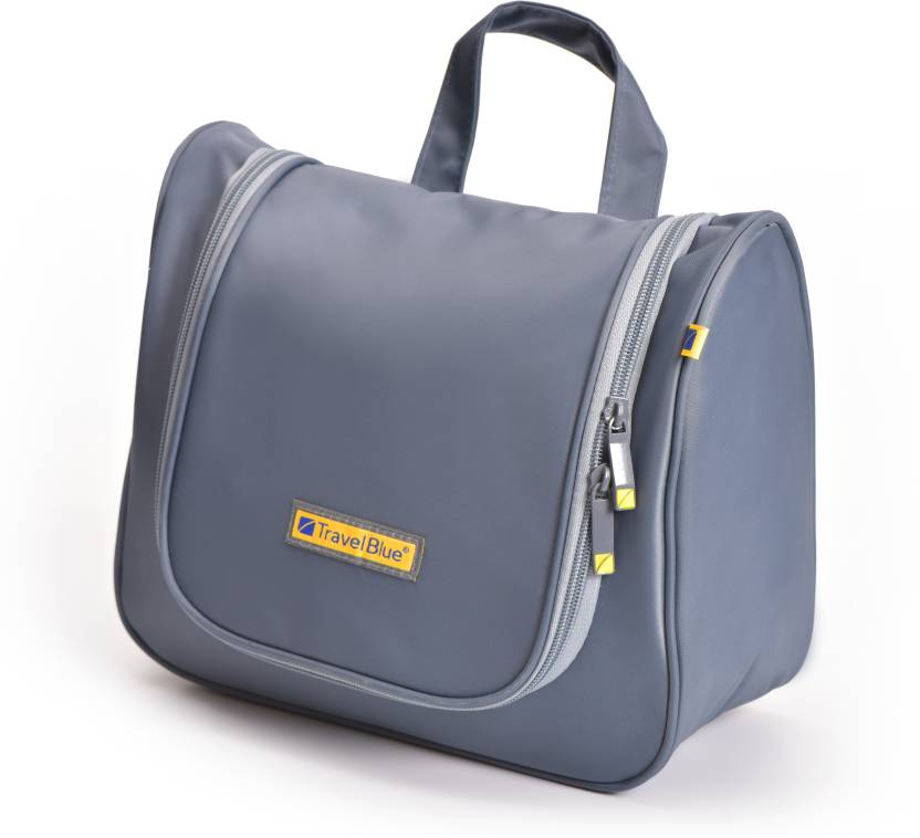 Travel Blue Luxury Beauty Case Toiletry Kit