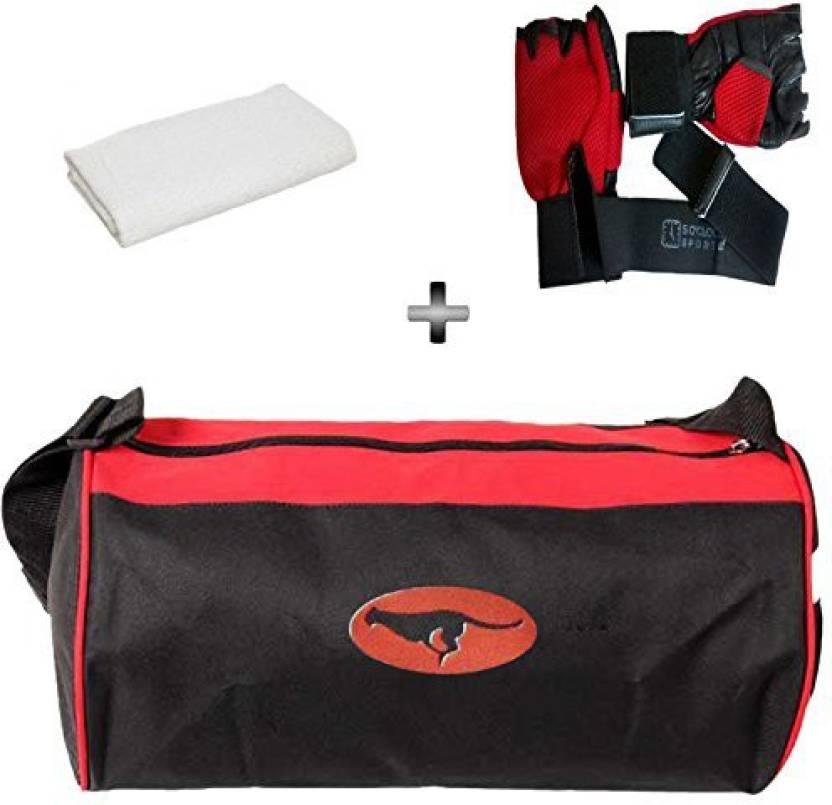 79d638958770 5 O Clock Sports Gym Bag