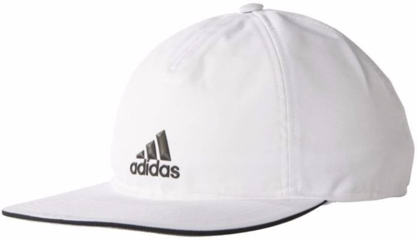 63d67bc6aaa ADIDAS Solid White Unisex 5PCL CLMLT Cap - Buy ADIDAS Solid White Unisex  5PCL CLMLT Cap Online at Best Prices in India