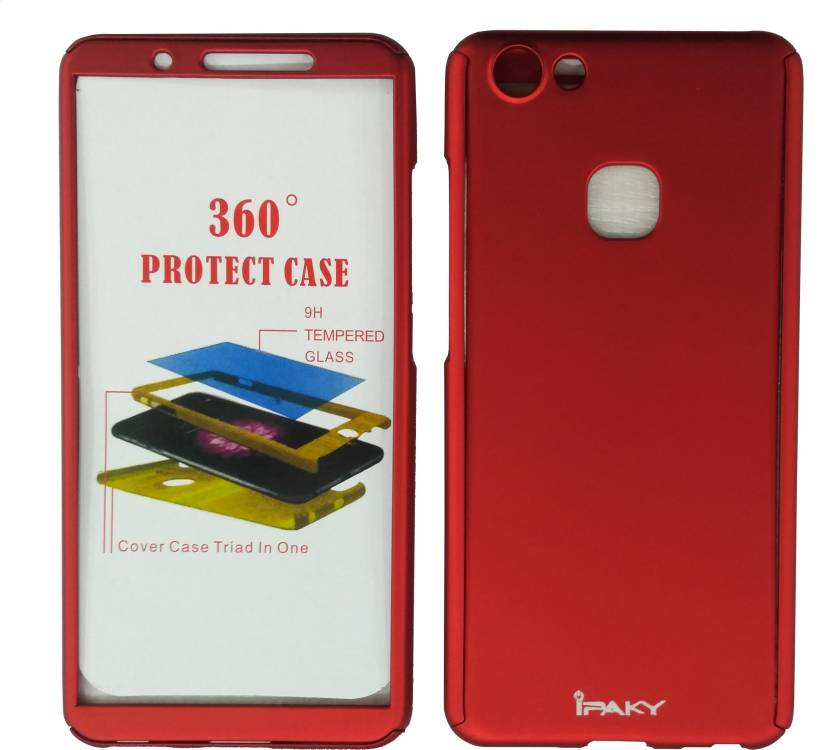 detailing a1d87 19f14 iPaky Front & Back Case for VIVO V7 Plus - iPaky : Flipkart.com