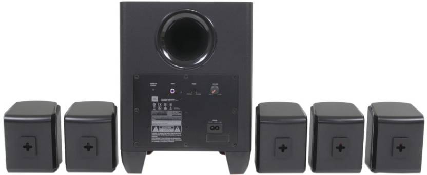 JBL Cinema510 5.1 Home Cinema  (Home Audio Speaker)