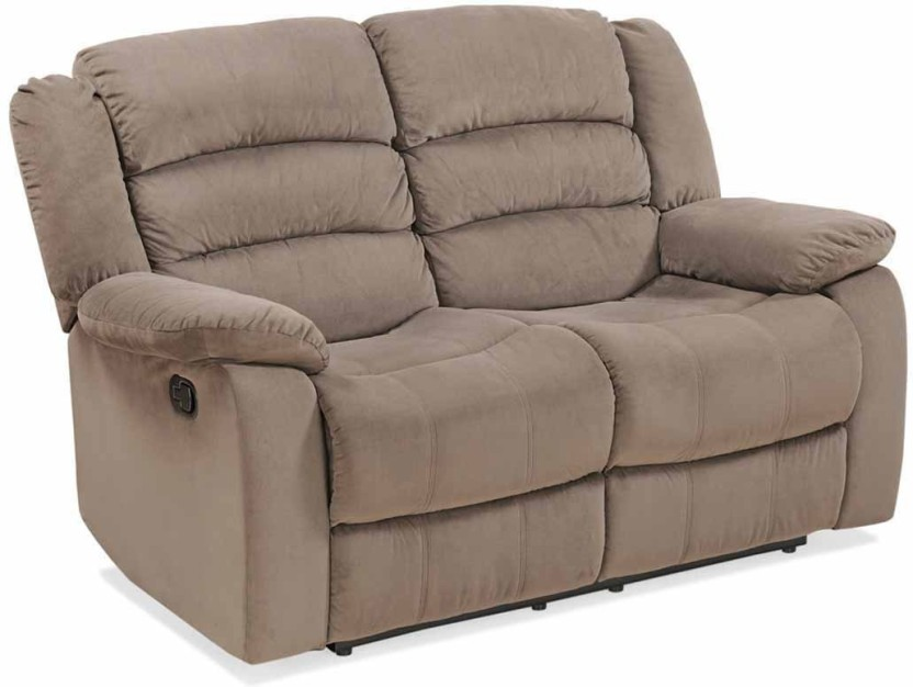 RoyalOak Divine Fabric Manual Recliners