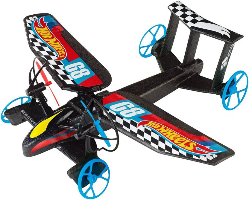Hot Wheels Sky Shock RC Helicopters - Sky Shock RC