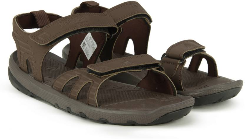6bc57297b ADIDAS Men BROWN CBLACK Sports Sandals - Buy BROWN CBLACK Color ADIDAS Men  BROWN CBLACK Sports Sandals Online at Best Price - Shop Online for  Footwears in ...