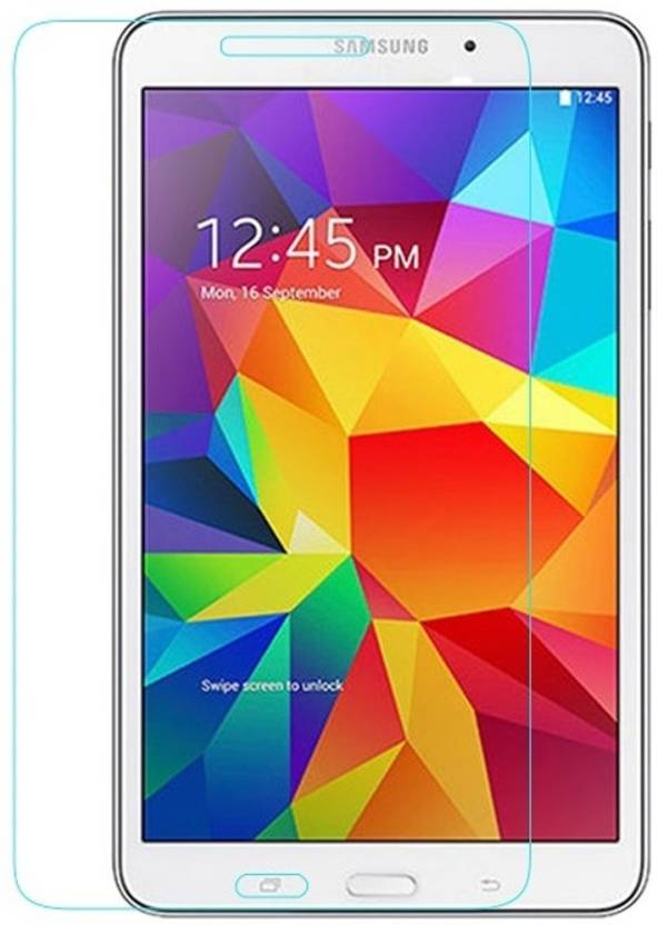 MOBIVIILE Tempered Glass Guard for Samsung Galaxy Tab 4 8.0 [SM T330] Pack of 1
