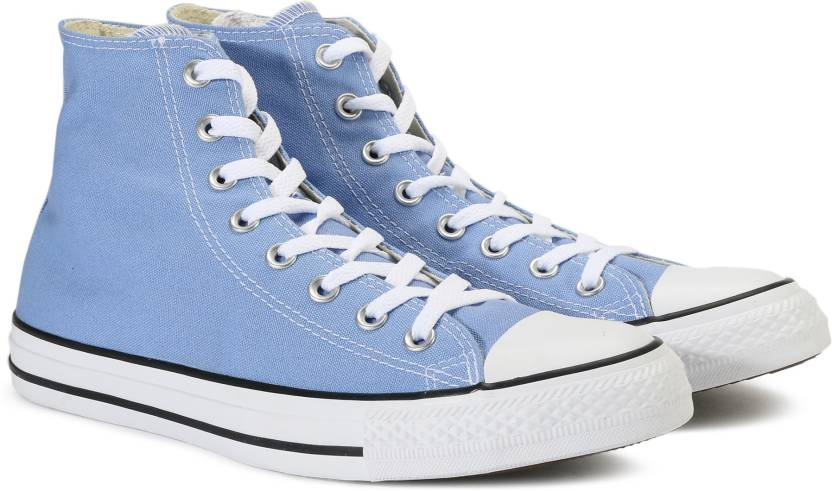 66c7858648f Converse High Ankle Sneakers For Men - Buy Pioneer Blue Color ...