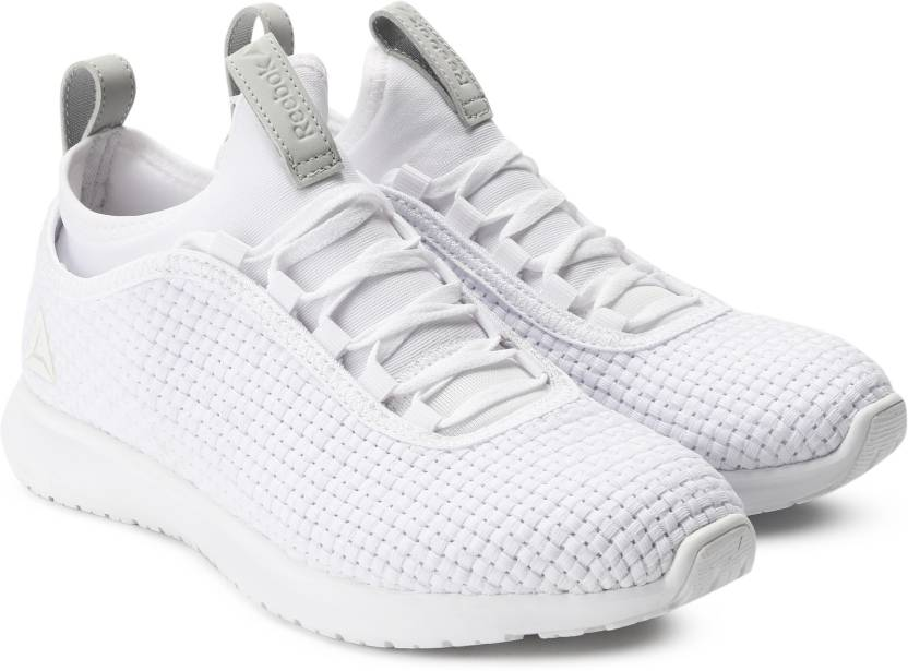 53e62742c4bae6 REEBOK REEBOK PLUS RUNNER WOVEN Running Shoe For Women - Buy WHITE ...
