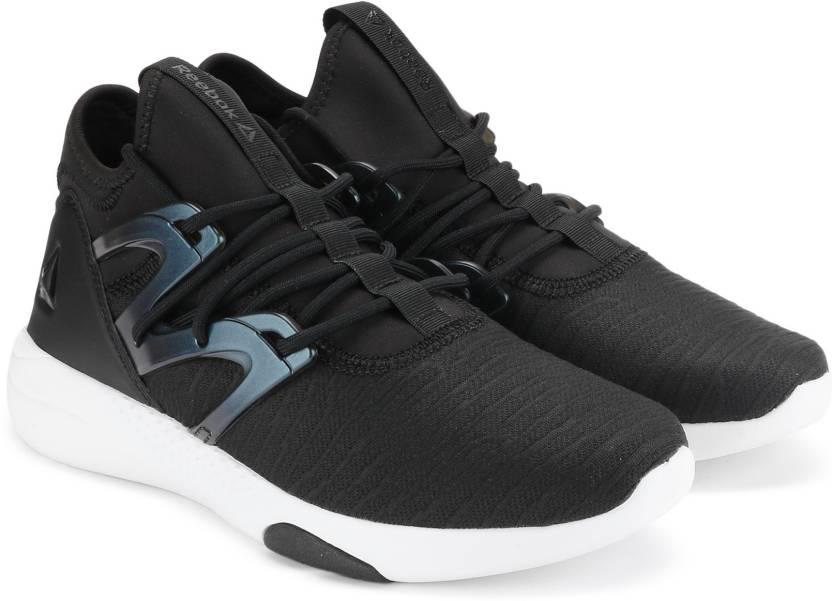 d5c803a23d9 REEBOK HAYASU LTD Dance Shoe For Women - Buy BLACK OIL SLICK WHITE ...