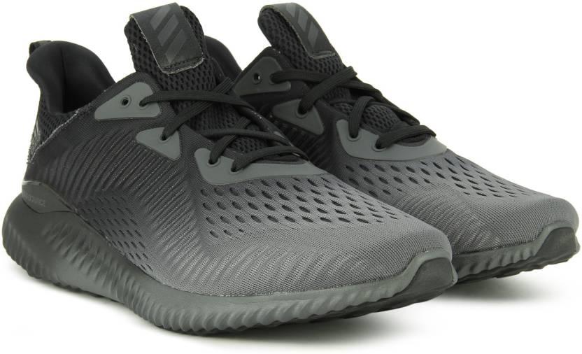 89cc0db659832 ADIDAS ALPHABOUNCE EM M Running Shoes For Men - Buy CBLACK GREFOU ...