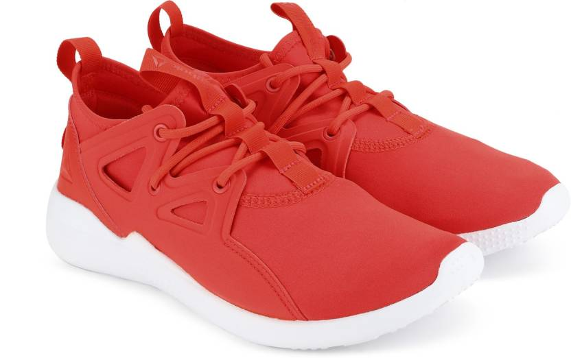99fccac760a REEBOK REEBOK CARDIO MOTION Dance Shoe For Women - Buy DAYGLOW RED ...