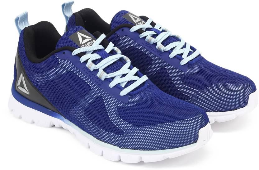 6d8942f5472 REEBOK SUPER LITE Running Shoe For Women - Buy COBALT BLUE SLVR WHT ...