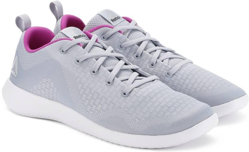 e238e5a0271695 REEBOK ESOTERRA DMX LITE Walking Shoe For Women - Buy GREY WHITE ...