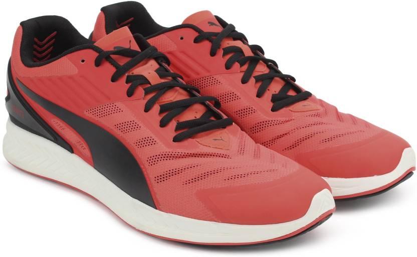 b2cf55d7a6e4de Puma IGNITE V2 Running Shoes For Men - Buy Red Blast Color Puma ...