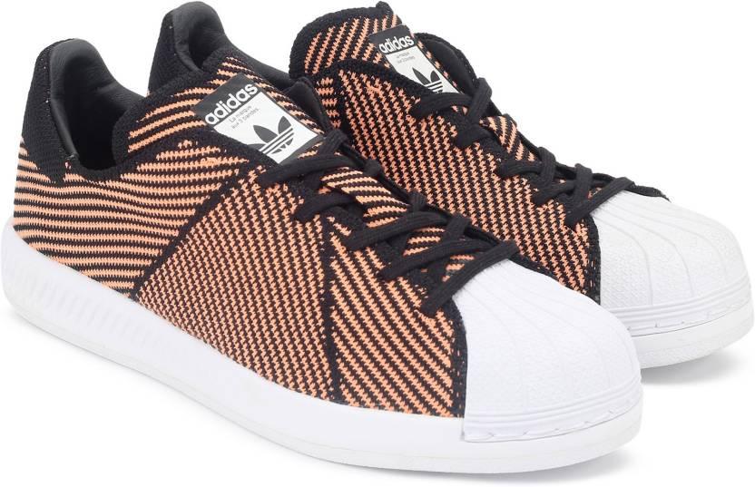 ADIDAS SUPERSTAR BOUNCE PK W Running shoes For Women - Buy CBLACK ... 76ca74331