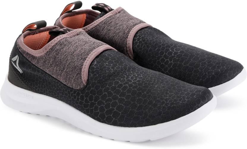 d8c43569a91 REEBOK DMX LITE WALK SLIP Walking Shoe For Women - Buy COAL ORCHID ...
