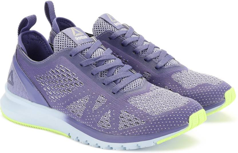 a5a853c4877 REEBOK PRINT SMOOTH CLIP ULTK Running Shoe For Women - Buy LILAC ...