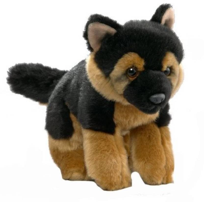 Carl Dick Stuffed Animal German Shepherd Dog Plush Toy Soft Toy 8