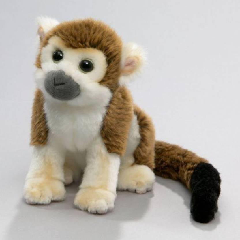 Carl Dick Stuffed Animal Monkey Squirrel Monkey Plush Toy Soft Toy