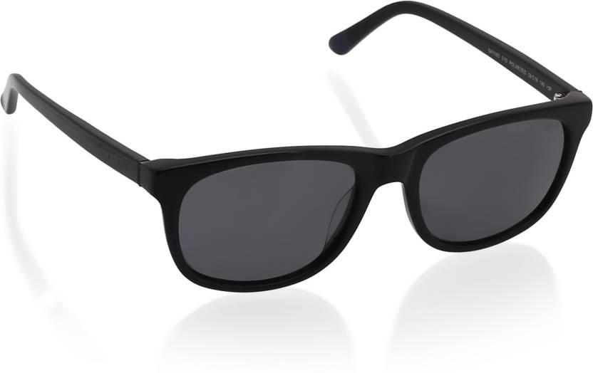 292483b2cd0 Buy Gant Rectangular Sunglasses Grey For Men   Women Online   Best ...