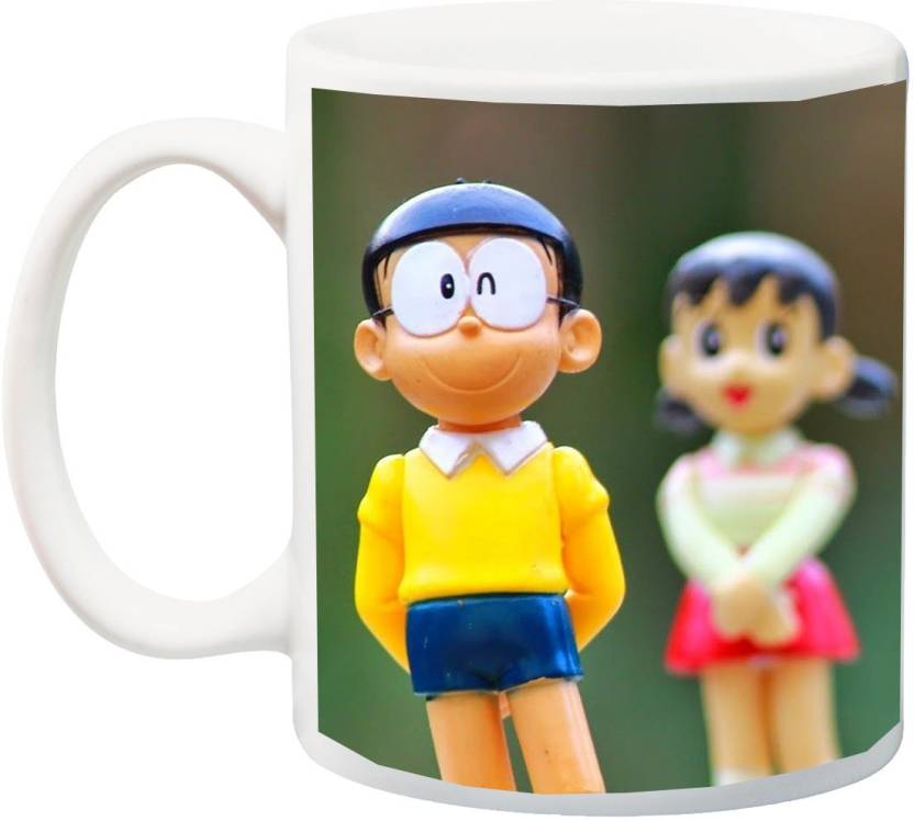 Stylotrendz Cute Perfect Gift For Girlfriend Or Boyfriend Nobita And
