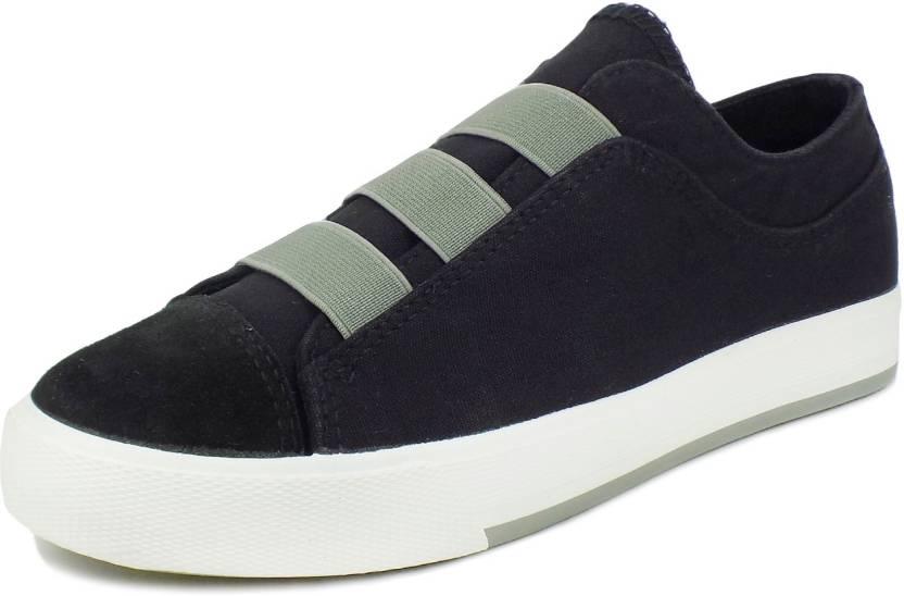 16fa28c50bb1 Ripley Black Kiki Series Sneakers For Women - Buy Ripley Black Kiki ...