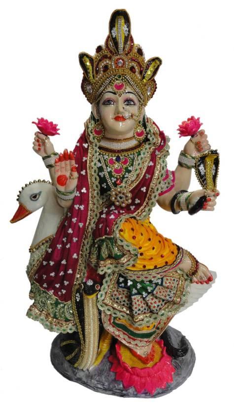 Boon Boon Mansa Devi Mata Decorative Showpiece - 74 cm Price in ...