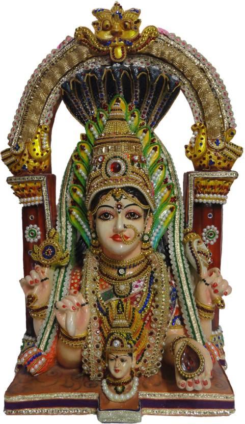 Boon Boon Naag Lakshmi Mata Decorative Showpiece - 80 cm Price in ...