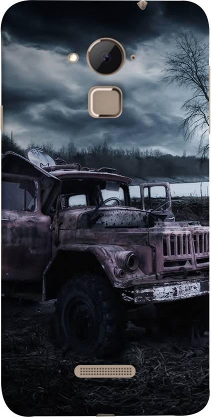 Snapdilla Back Cover for COOLPAD Note 3 LITE - Snapdilla