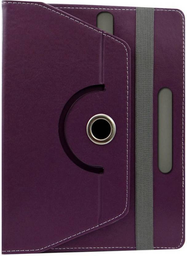 Fastway Book Cover for Apple iPad Purple, Cases with Holder