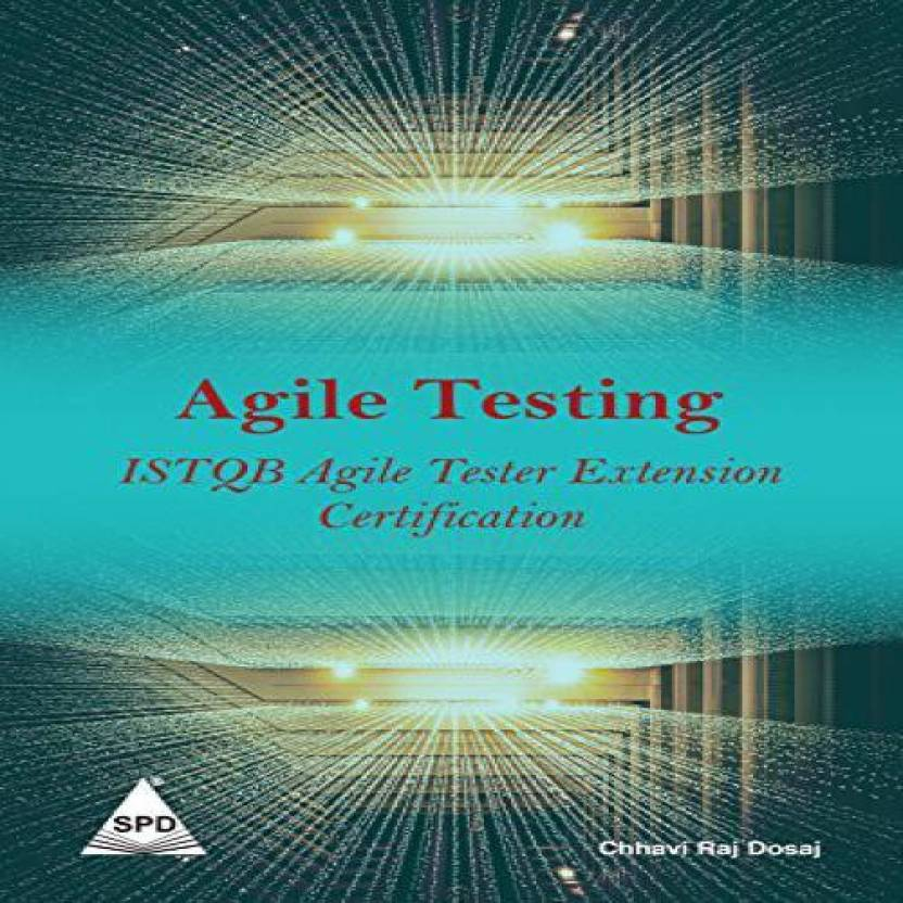 Agile Testing Istqb Tester Extension Certification Buy Agile