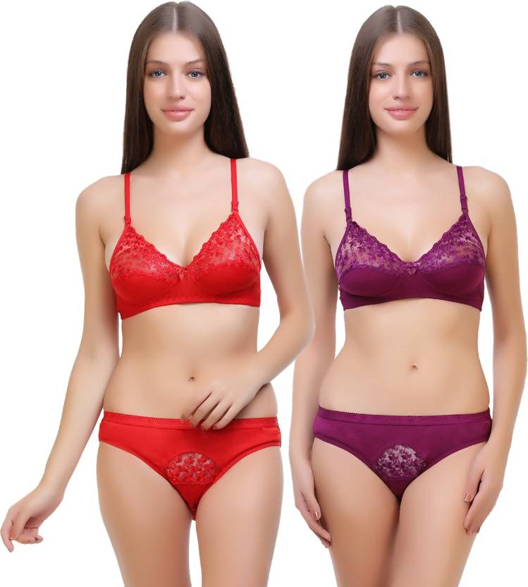 51553d7050 Royal Fit Lingerie Set - Buy Royal Fit Lingerie Set Online at Best Prices  in India