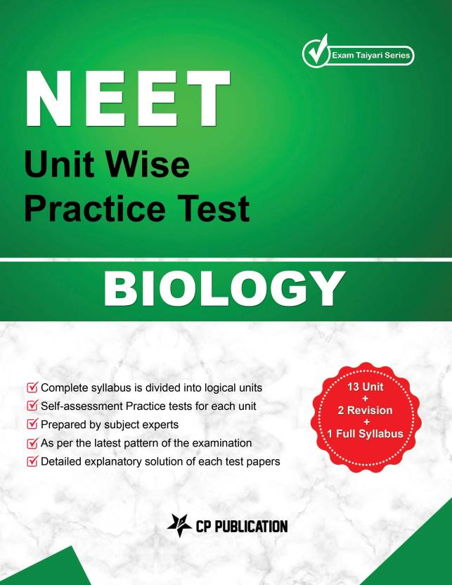 Biology 1 Test
