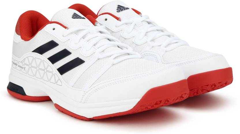 fe602637ea8391 ADIDAS BARRICADE COURT OC Tennis Shoes For Men - Buy FTWWHT CONAVY ...
