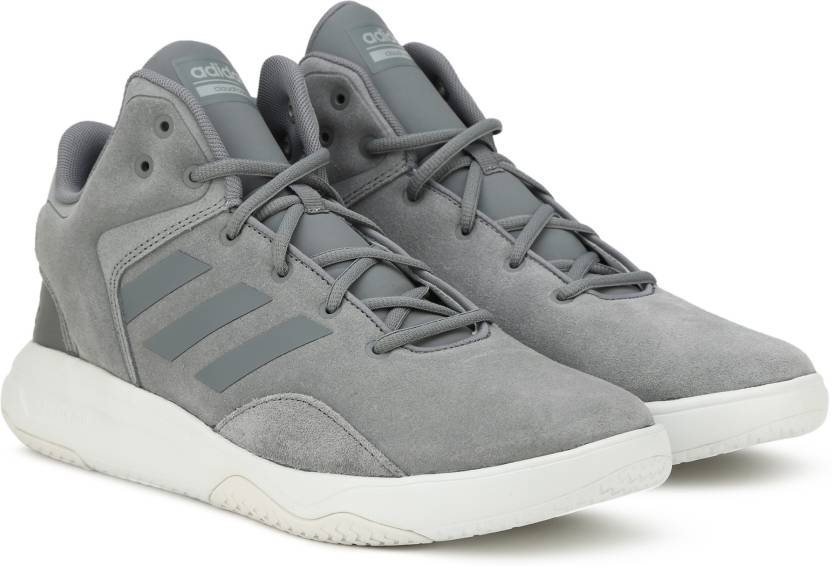best service d27d8 92996 ADIDAS NEO CF REVIVAL MID Sneakers For Men (Grey)