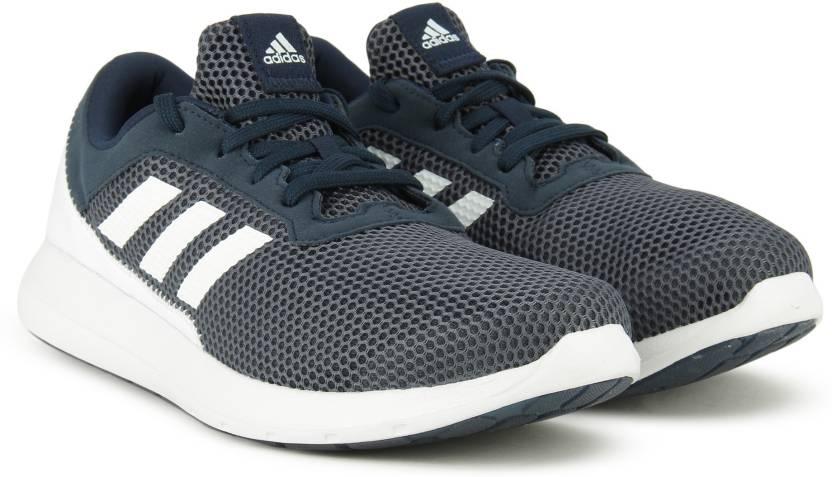 adidas elemento aggiorna 3 m per gli uomini comprano scarpe da corsa conavy / ftwwht