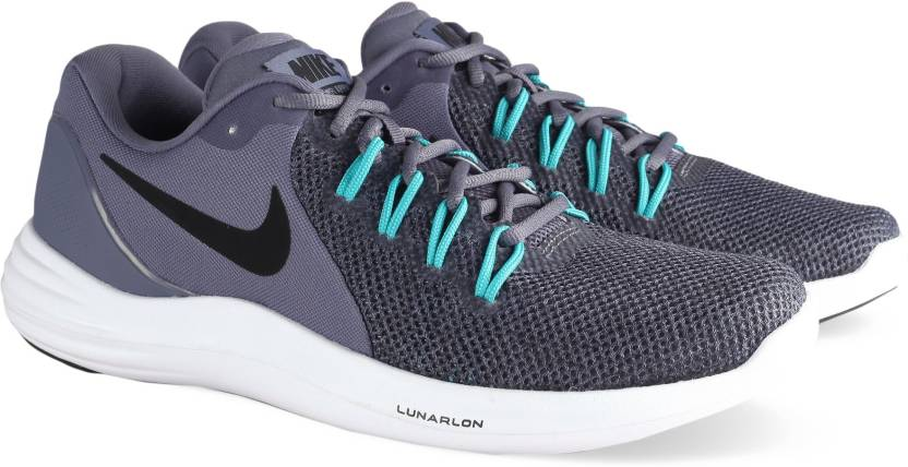 55e6bfb23f83a Nike LUNAR APPARENT Running Shoes For Men - Buy LIGHT CARBON BLACK ...
