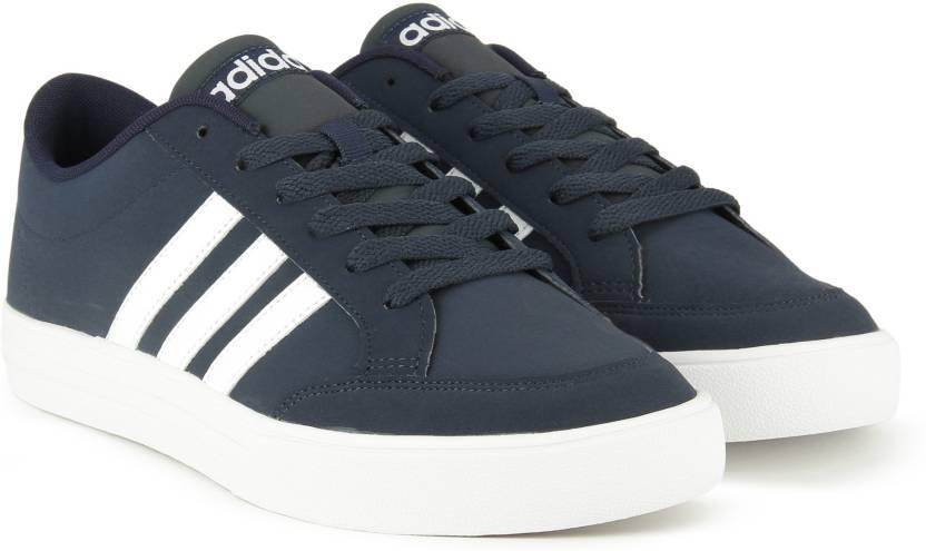 ADIDAS NEO VS SET Tennis Shoes For Men - Buy CONAVY FTWWHT FTWWHT ... 67d3044b4b68