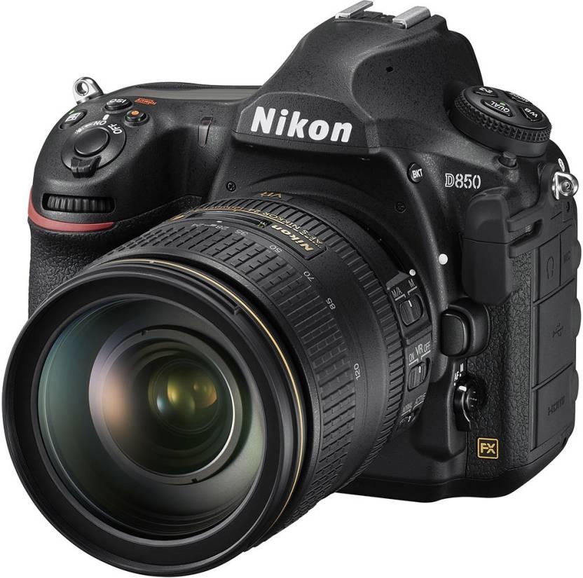 Nikon D850 D850 DSLR Camera 24-120mm VR Price in India - Buy Nikon ...