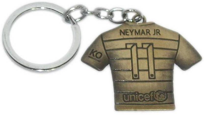 the latest dff99 f12e8 Aura Neymar Jr. Jersey FCB Barcelona Imported Key Chain ...