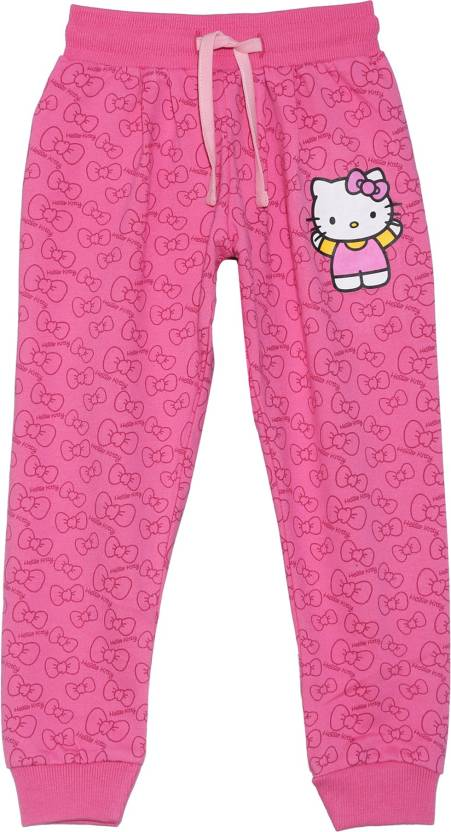 83d8857f9 Hello Kitty Track Pant For Girl's Price in India - Buy Hello Kitty ...