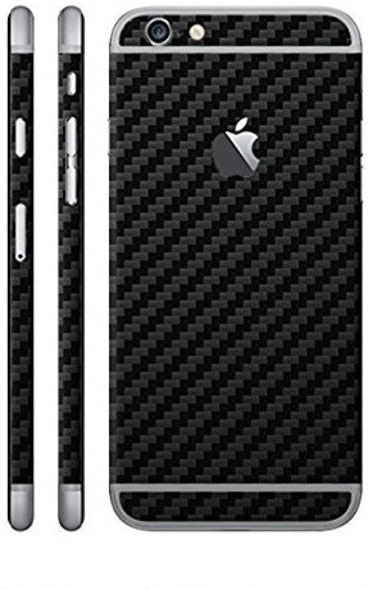 new style 37364 c2d1f Smartskkins Black Carbon Apple iPhone 6, 6S Black Carbon Fibre 3M ...